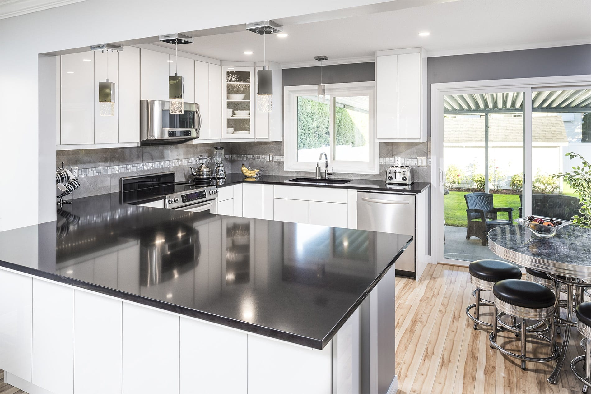Kitchen Renovations Master Painting countertops