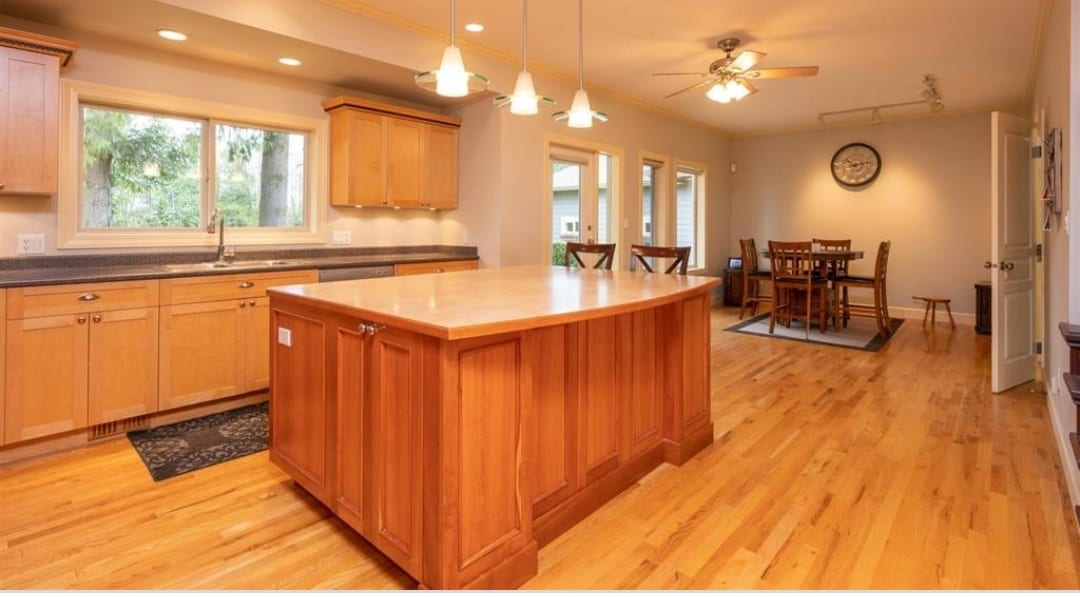 Master Painting & Renovations Before Kitchen Renovation